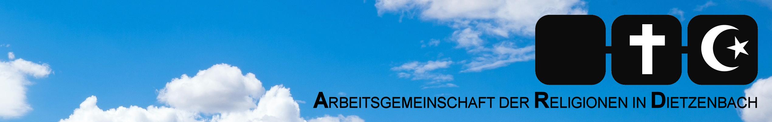 """Arbeitsgemeinschaft der Religionen in Dietzenbach (""""ARD"""")"""